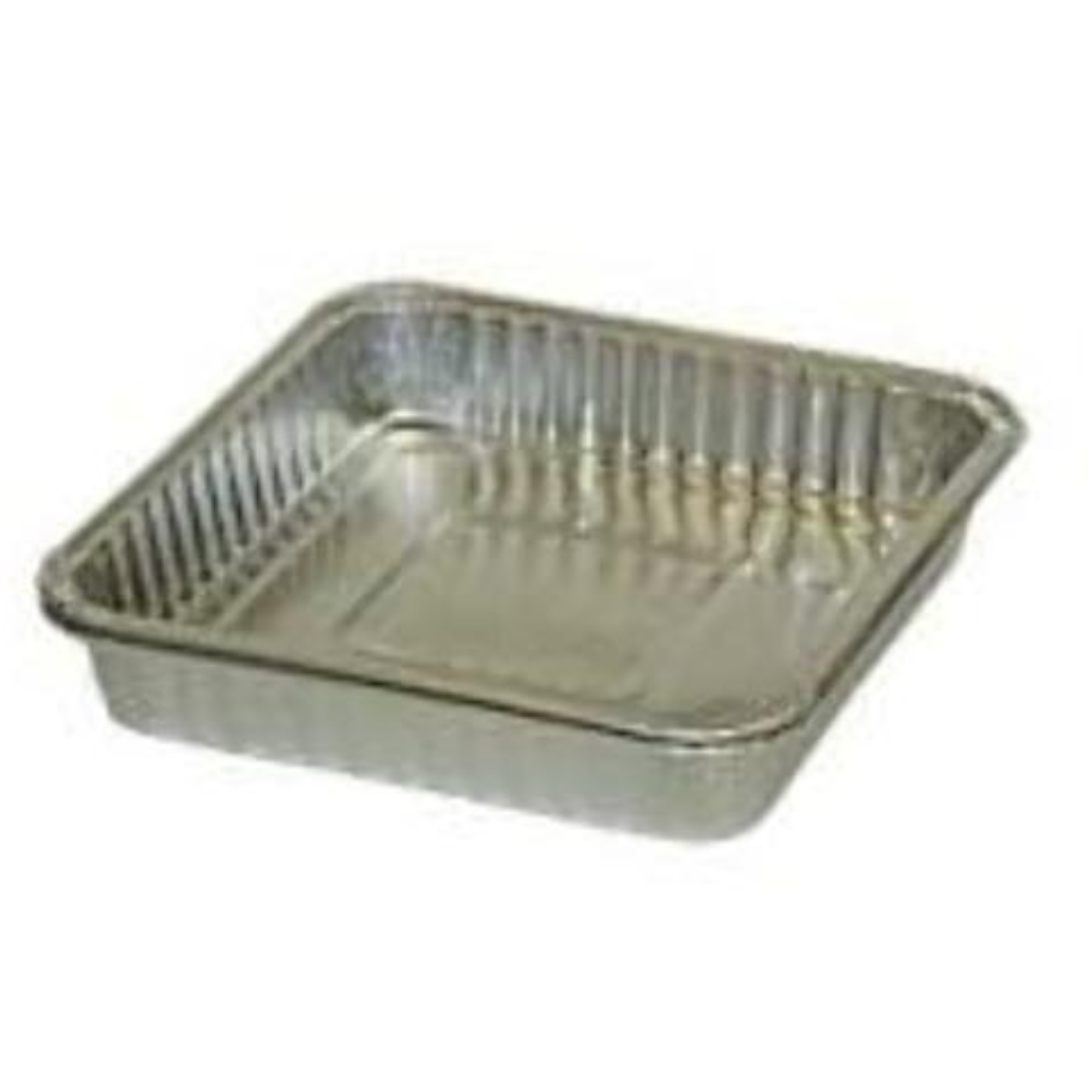 Disposable Square Cake Pan, Package Of 3 Case Pack 12 332012 332012