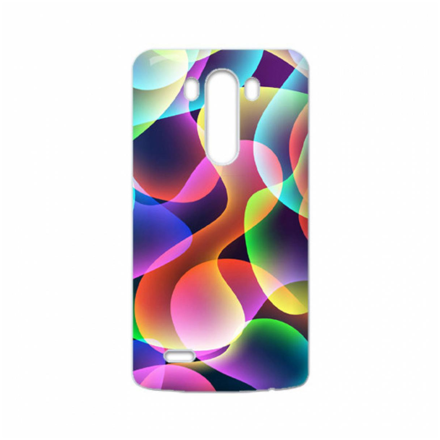 Vibrant Cool Abstract Vector Lg G3 Case Cover