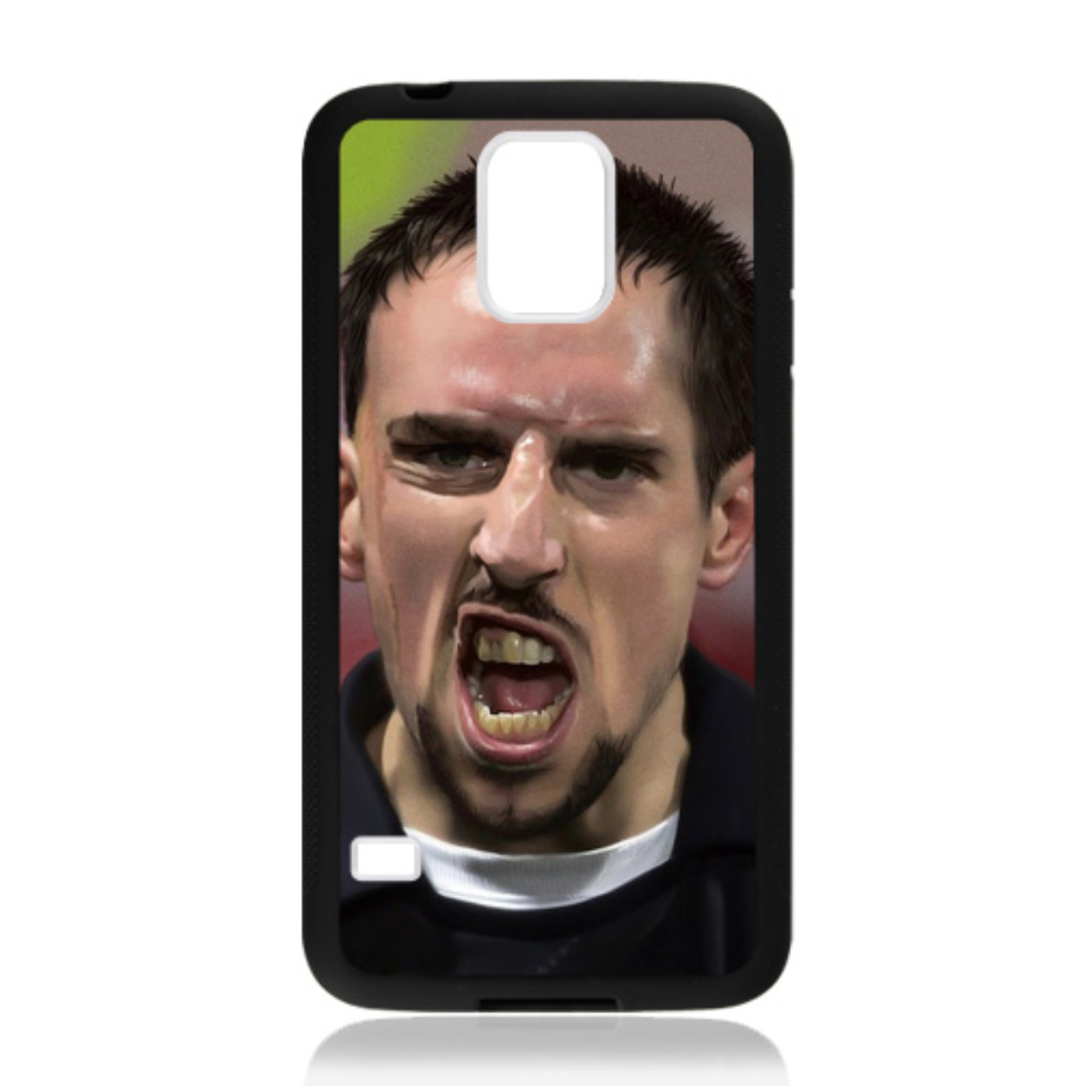 Franck Ribery Scream Samsung Galaxy S5 Case
