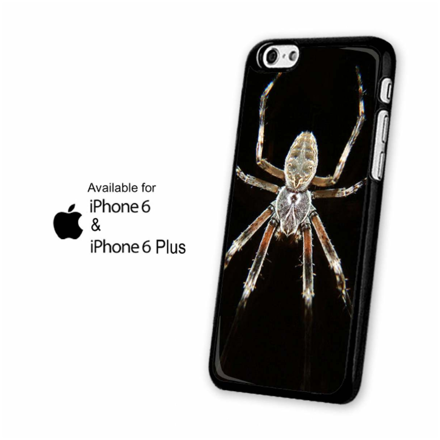 Spider Black Widow Iphone 6 Plus 5.5 Inch Case