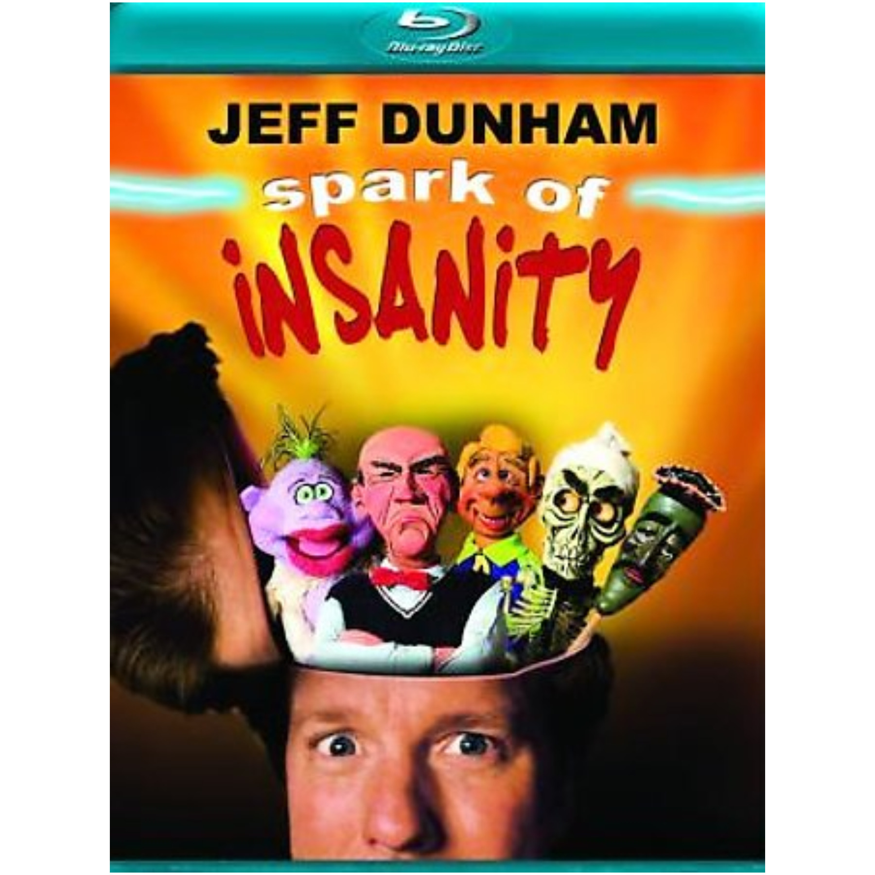 Jeff Dunham-Spark Of Insanity Blu Ray 014381511956