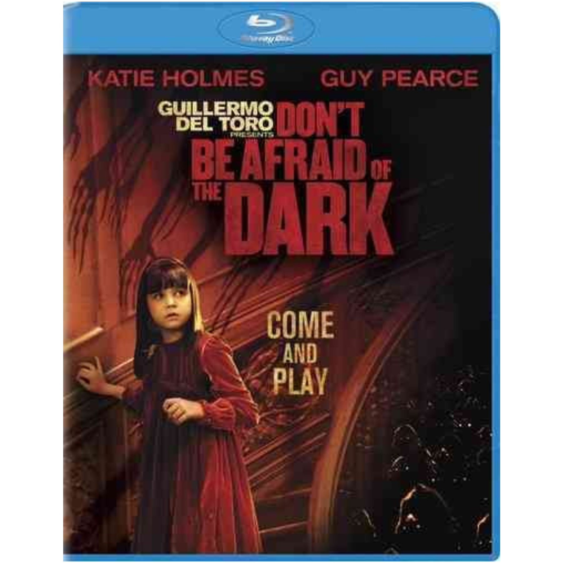 Dont Be Afraid Of The Dark Blu Ray Dd 5.1/1.85/Ws 043396392045