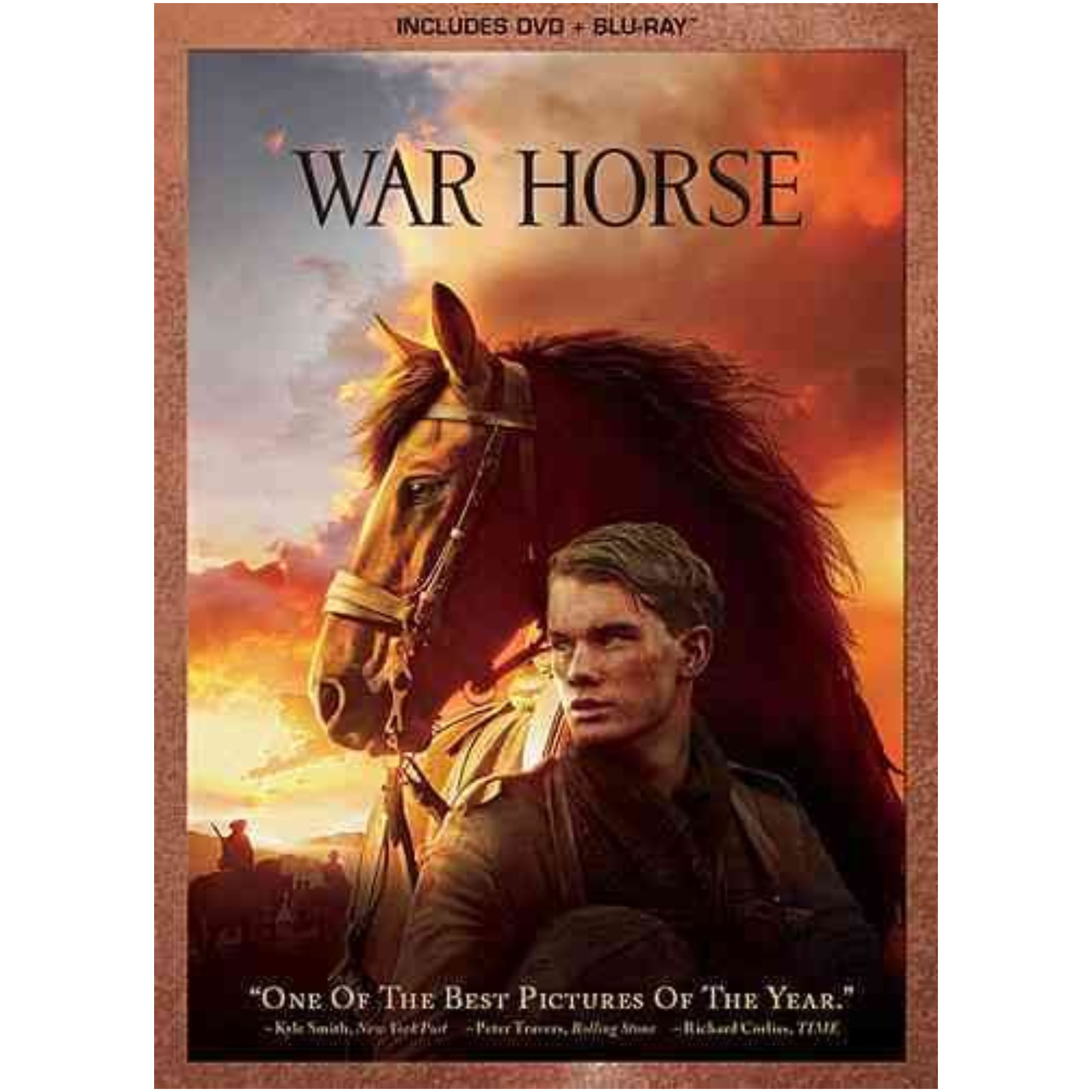 War Horse Blu-Ray/DVD/2 Disc/Ws/Eng-Fr-Sp Sub 786936824476