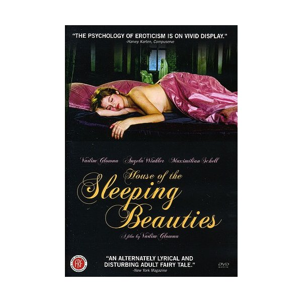 House Of The Sleeping Beauties DVD 72022991370