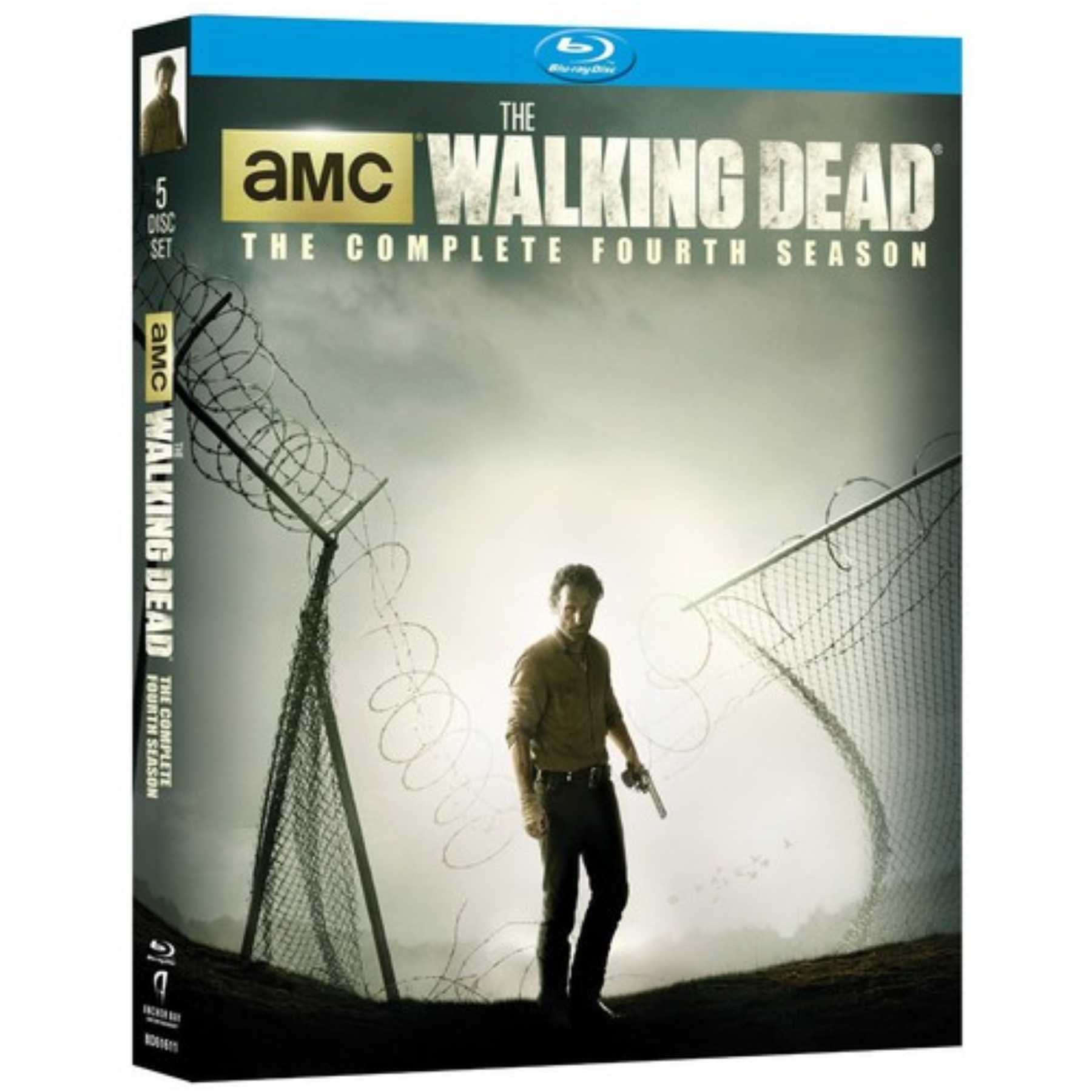 Walking Dead: Season 4 Blu-Ray 01313261611