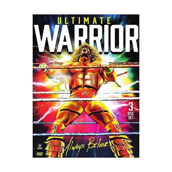 Wwe: Ultimate Warrior Always Believe DVD 65119195405