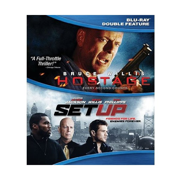 Hostage/Set Up Blu-Ray 03139816518