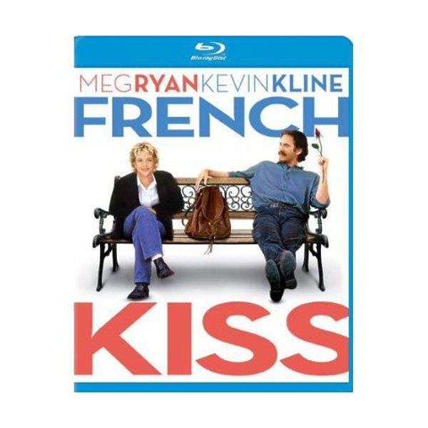French Kiss Blu-Ray 02454383538