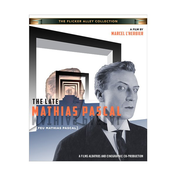Late Mathias Pascal Blu-Ray 61731167789
