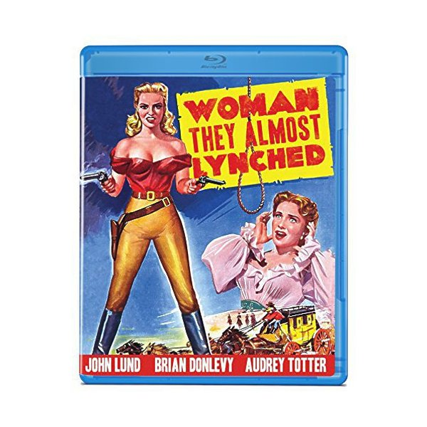 Woman They Almost Lynched Blu-Ray 88709009560