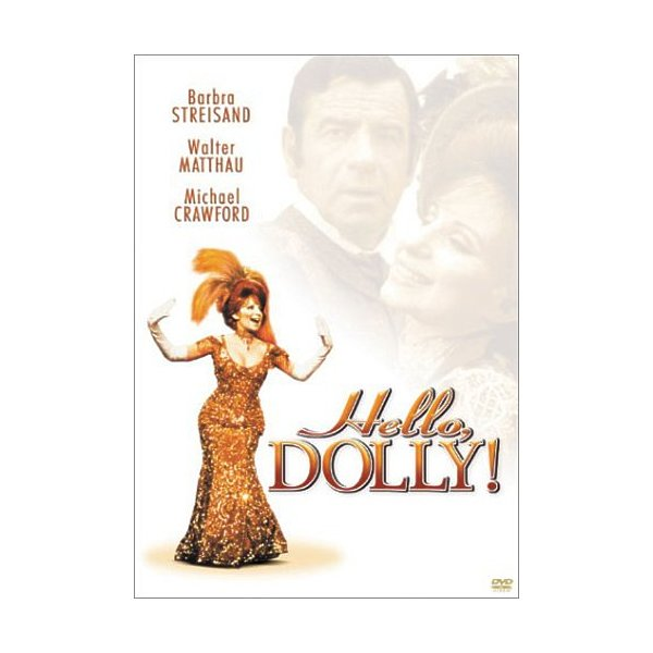 Hello Dolly DVD 02454307579