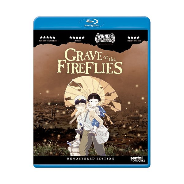 Grave Of The Fireflies Blu-Ray 81413101183