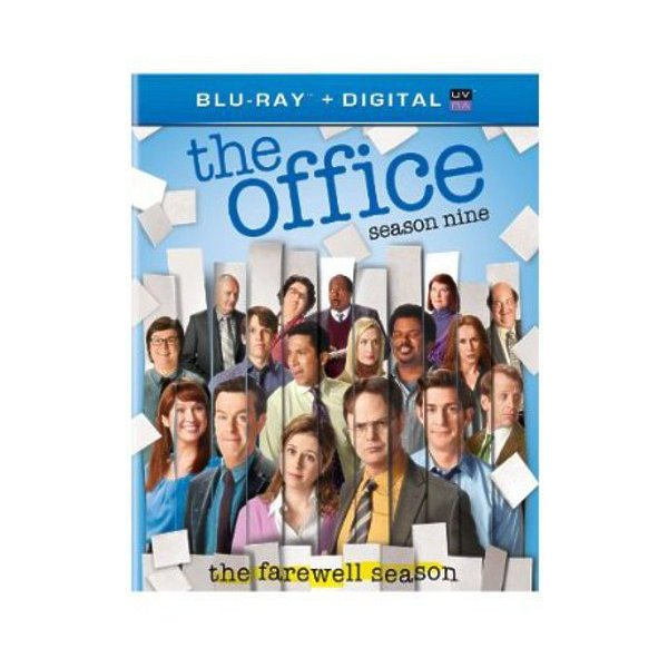 Office Office: Season 9 Blu-Ray 02519219633