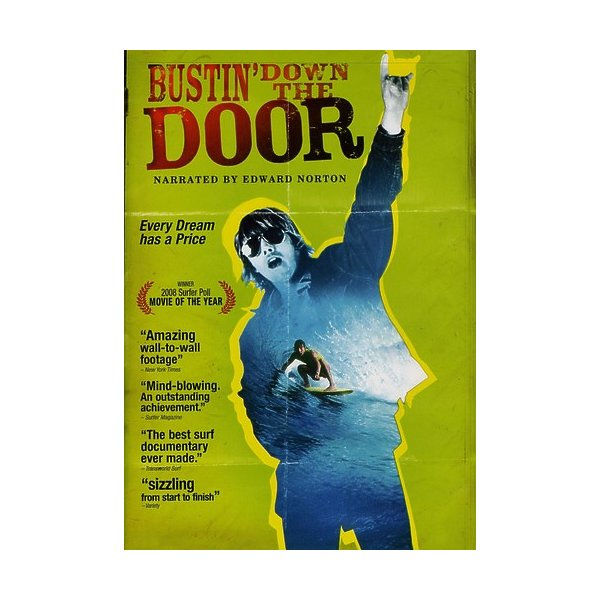Bustin Down The Door DVD 02519200597