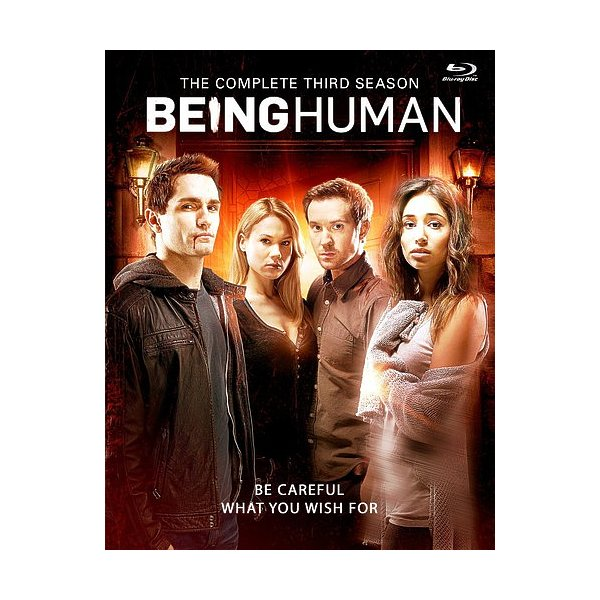 Being Human Being Human: Season 3 Blu-Ray 74195274359