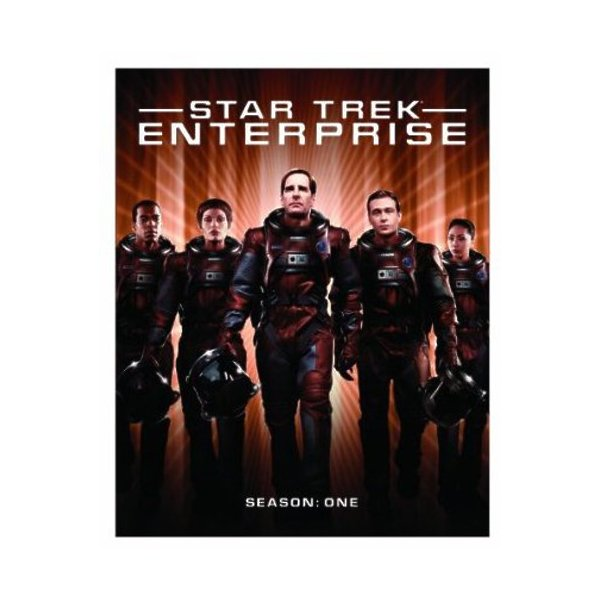 Star Trek: Enterprise: Season 1 Blu-Ray 09736136594