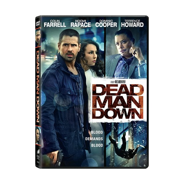 Dead Man Down DVD 04339642426