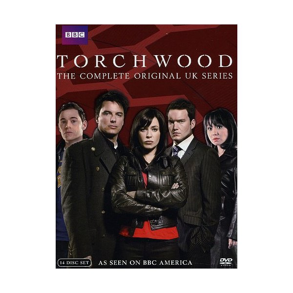 Torchwood: The Complete Original Uk Series DVD 88392919159