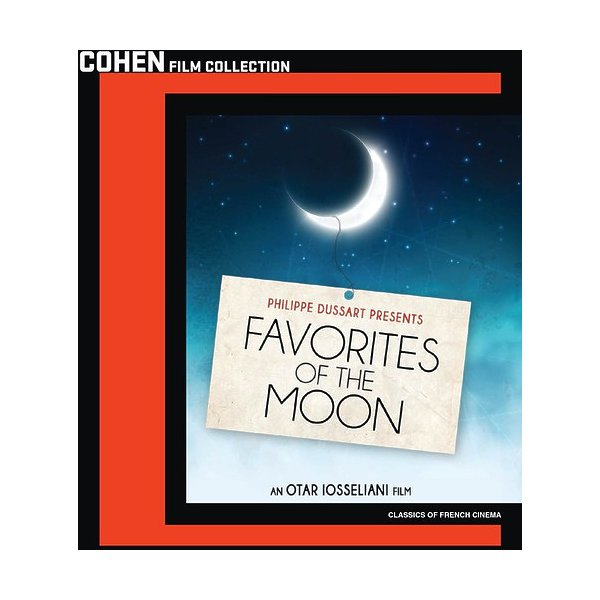 Favorites Of The Moon: 30th Anniversary Edition Blu-Ray 74195277609