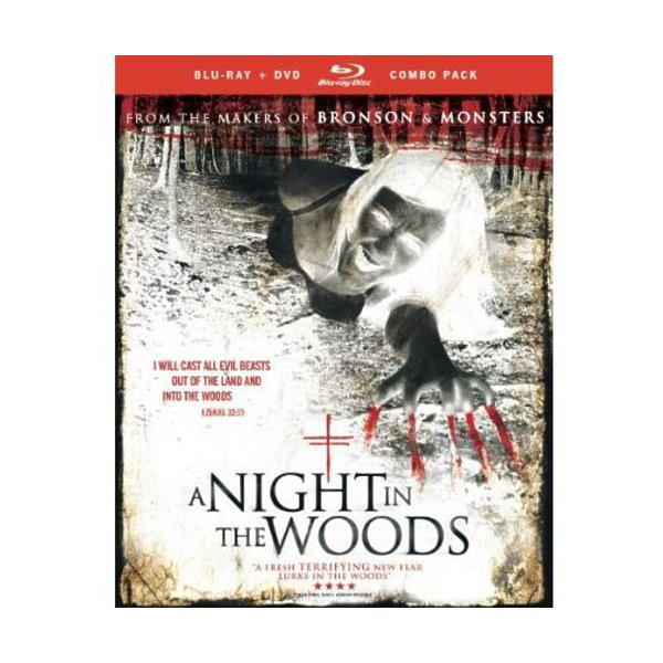 Night In The Woods Blu-Ray 02519221958