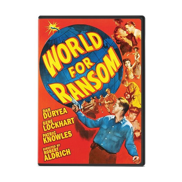 World For Ransom DVD 88709008810