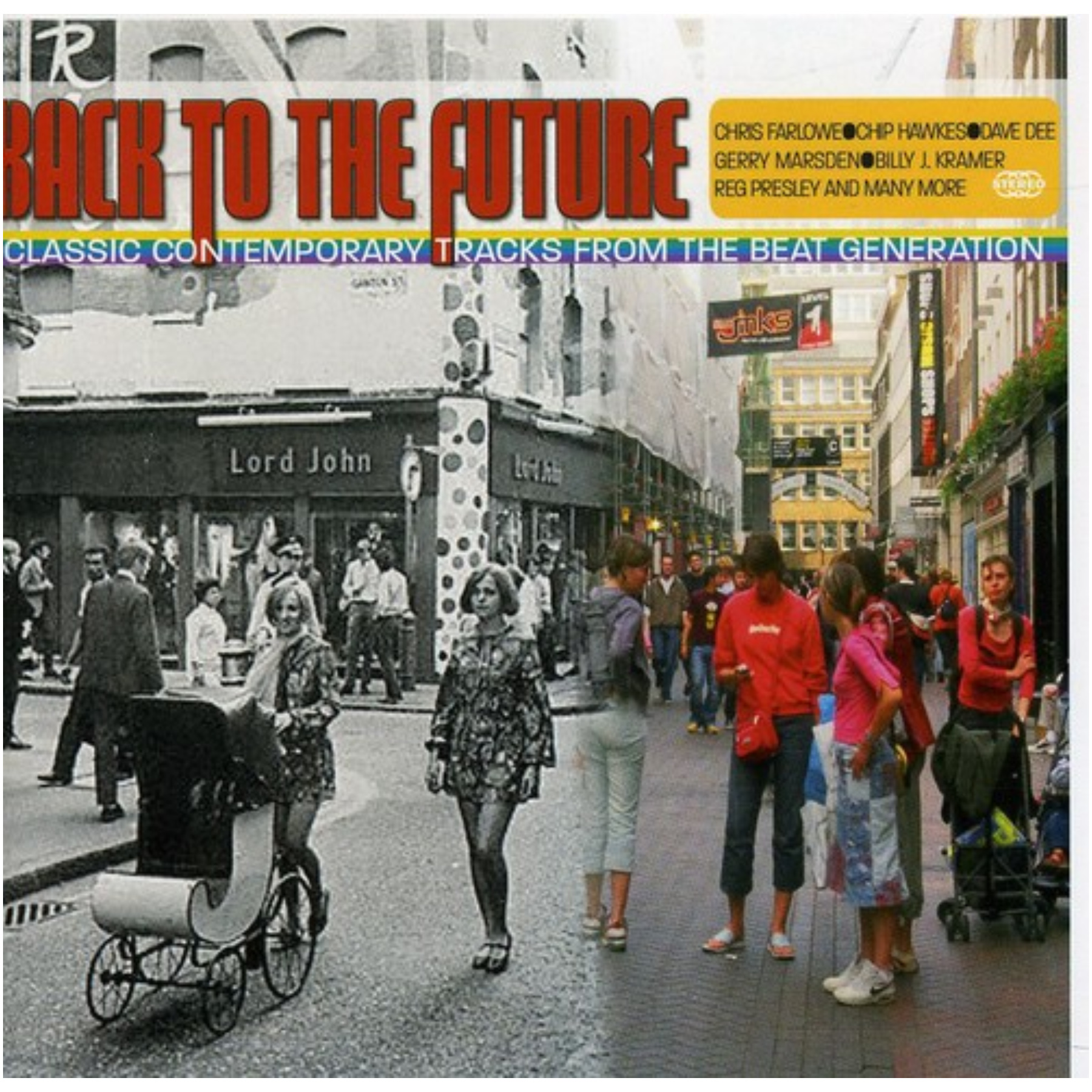 Back To The Future Back To The Future CD 505506630040