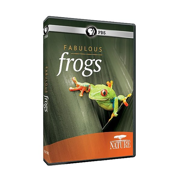 Nature: Fabulous Frogs DVD 84188702185