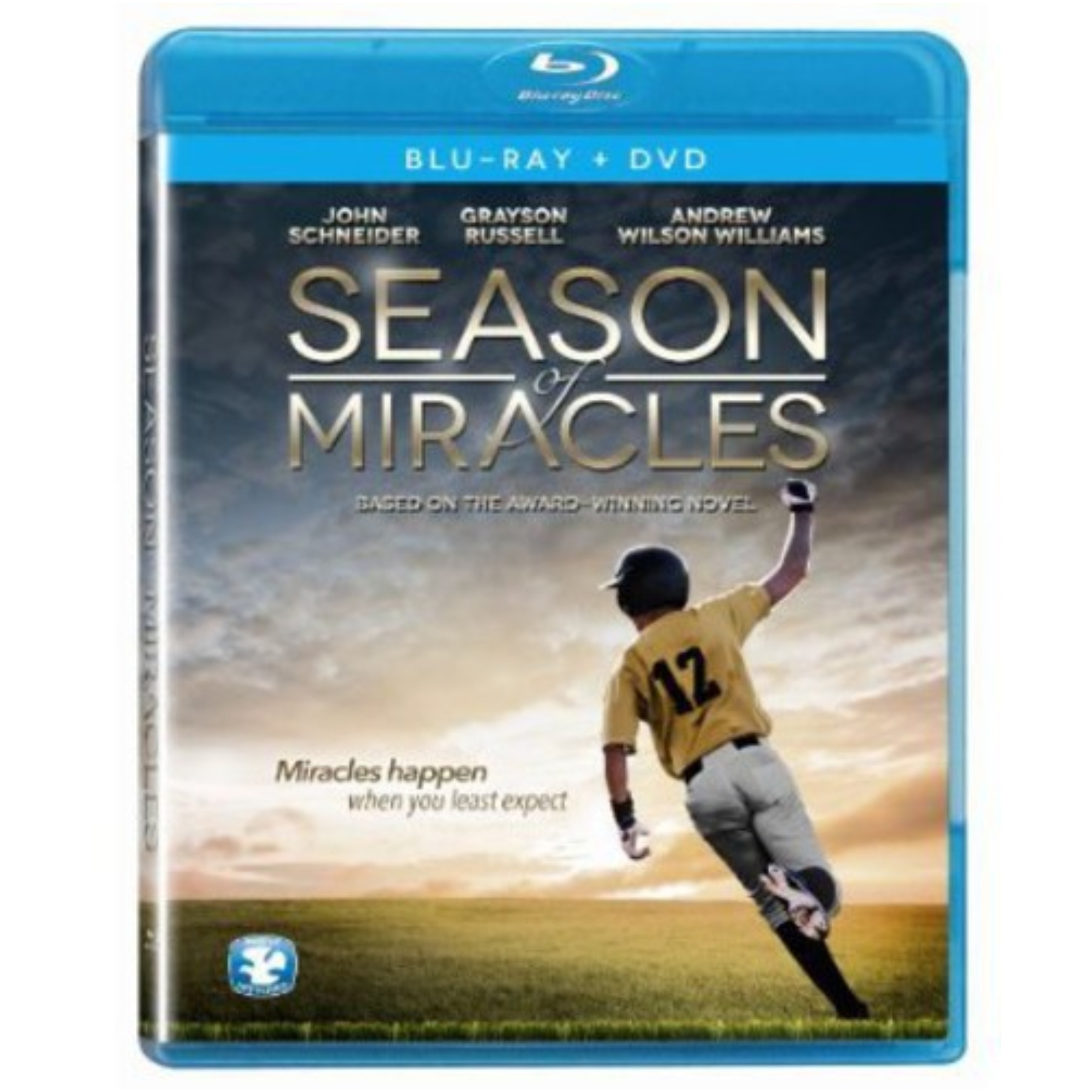 Season Of Miracles: Season Of Miracles Blu-Ray 09368170220