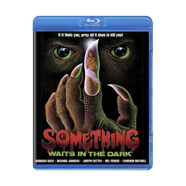 Screamers Blu-Ray 85376500529