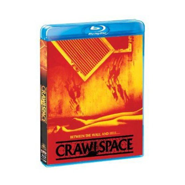 Crawlspace Blu-Ray 82666314577