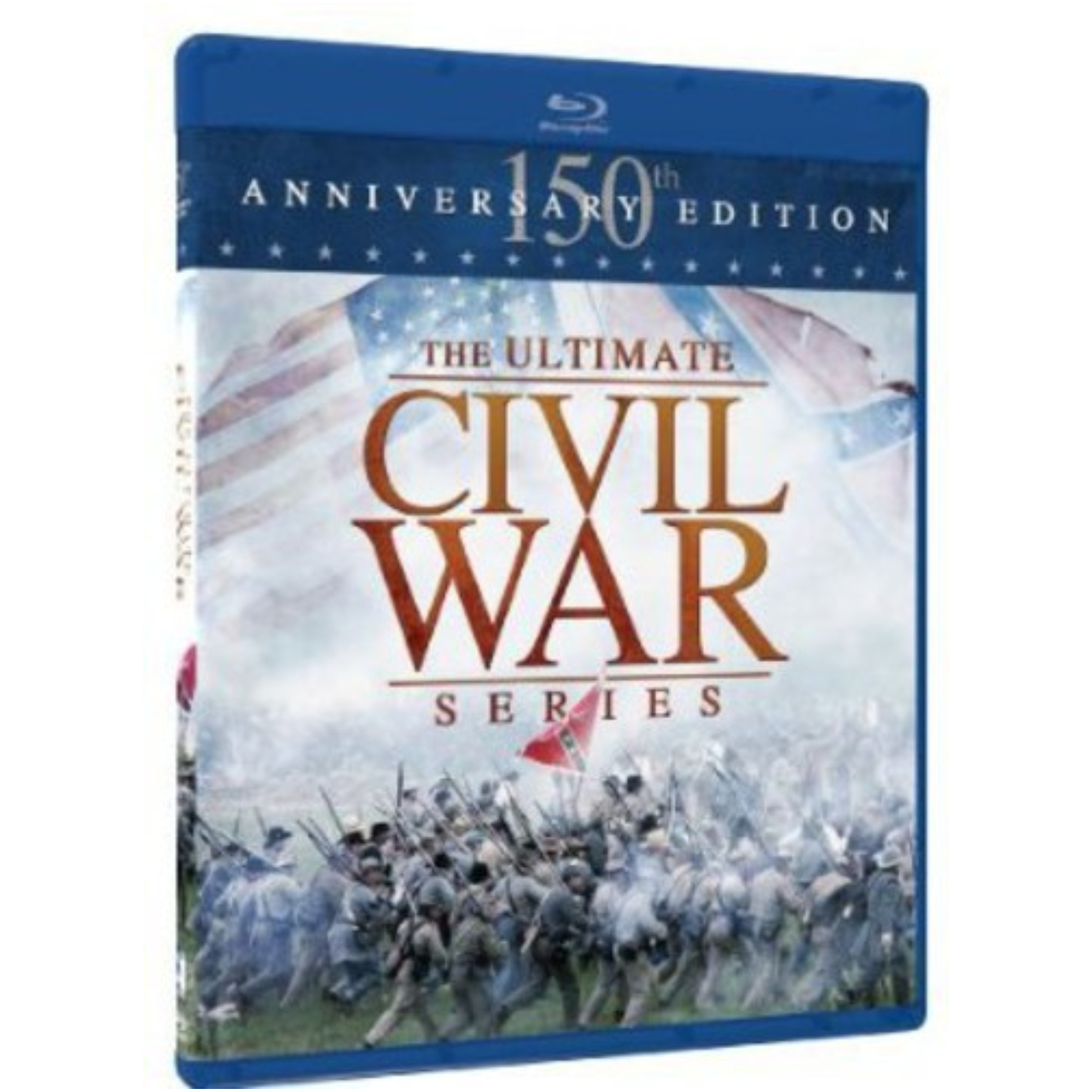 Ultimate Civil War Series-150th Anniversary Editio Blu-Ray 68390463132
