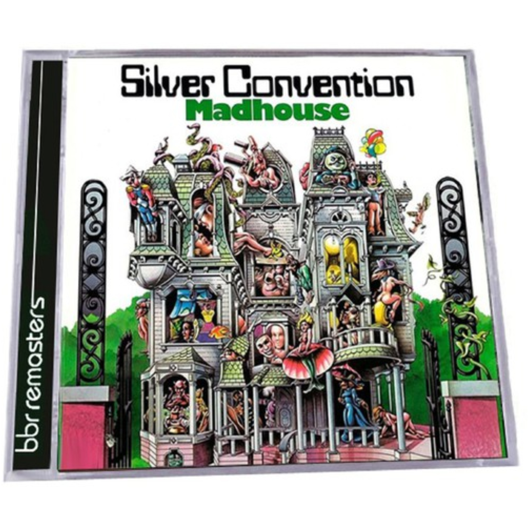 Silver Convention Madhouse CD 501392905793