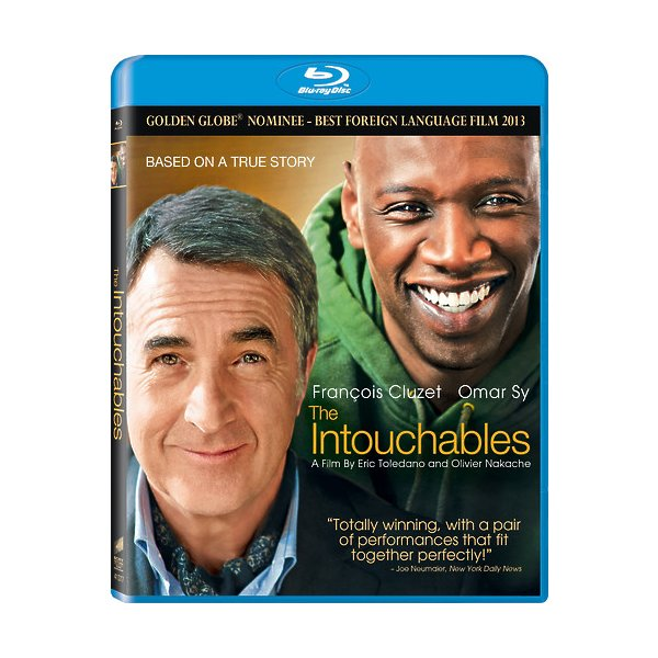 Intouchables Blu-Ray 04339641377