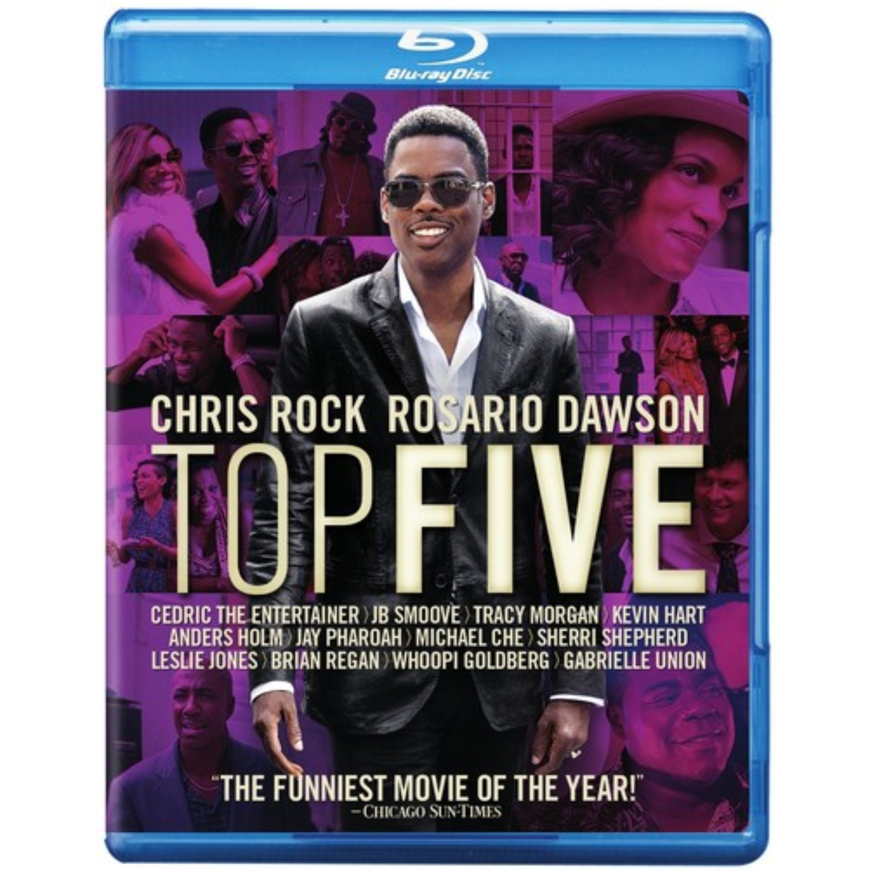 Top Five Blu-Ray 88392948660