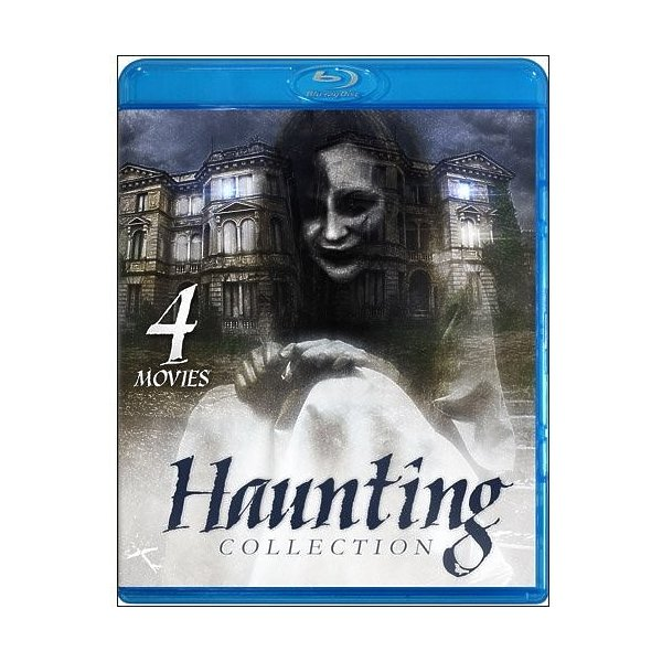 4-Movie Haunting Collection Blu-Ray 09600906221
