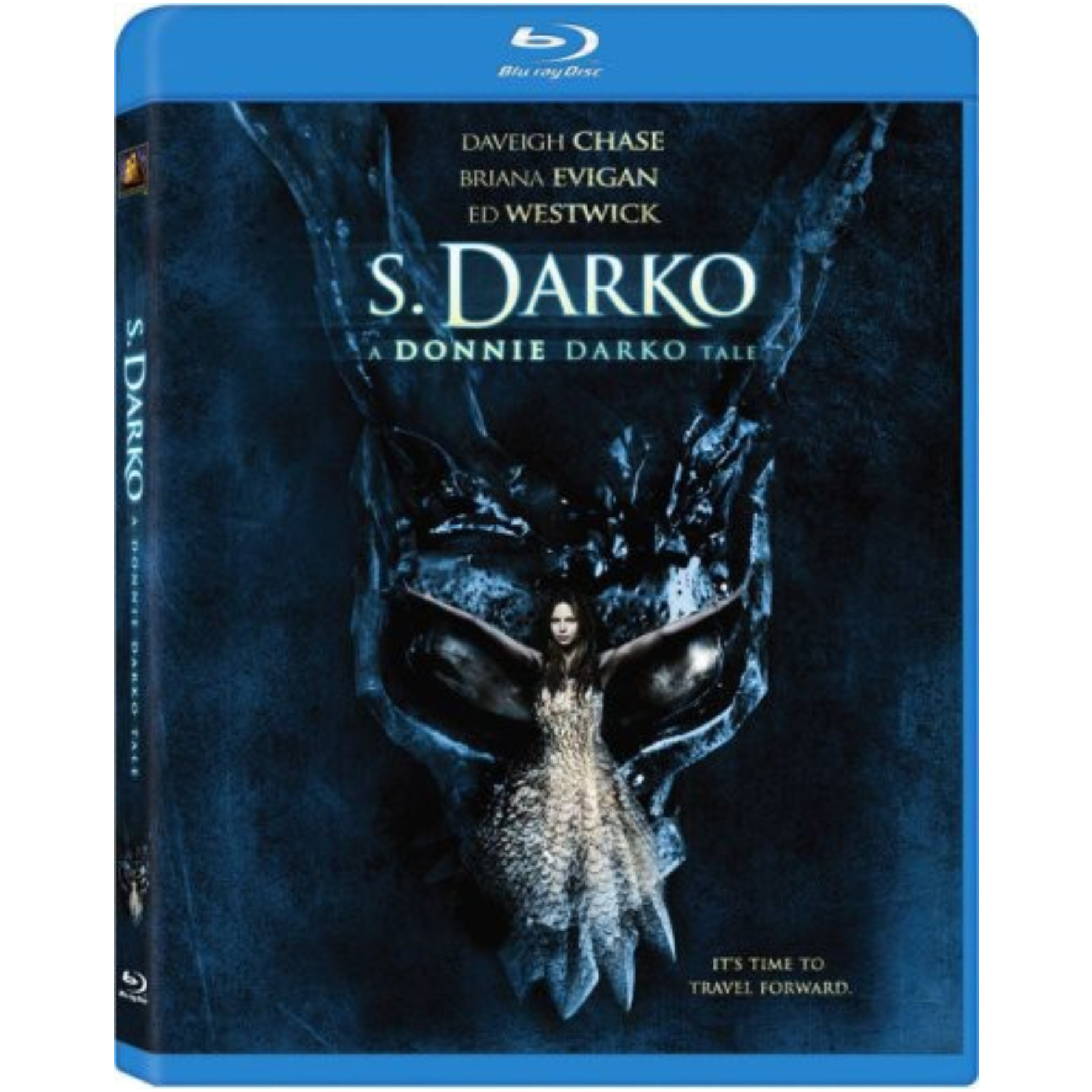 S Darko-Donnie Darko Tale Blu-Ray 02454357986