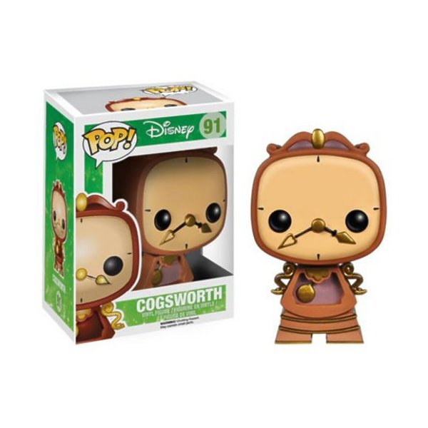 Disney Cogsworth 84980303897