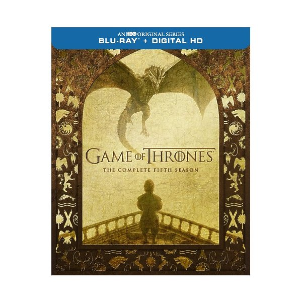 Game Of Thrones: Season Five Blu-Ray 88392948279