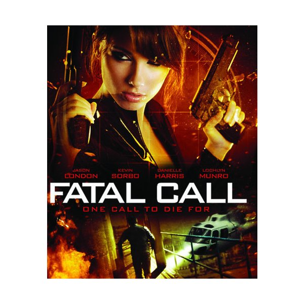 Fatal Call Blu-Ray 88929059685