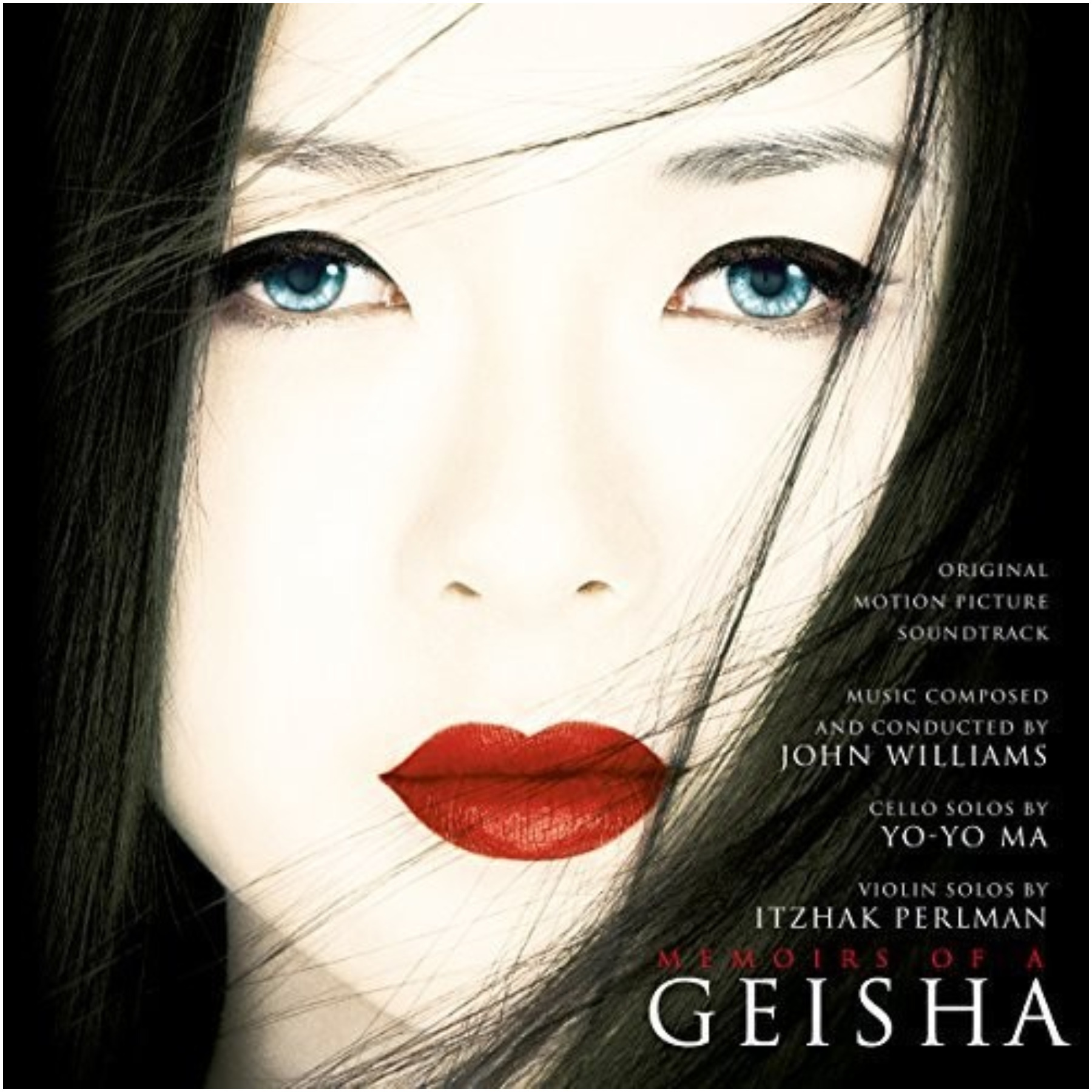 Memoirs Of A Geisha Memoirs Of A Geisha Vinyl 871926200054