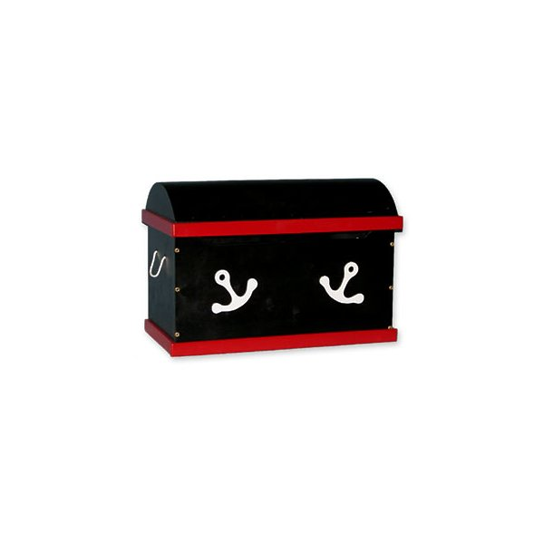 Just Kids Stuff Pirate Toy Chest JKS023-1