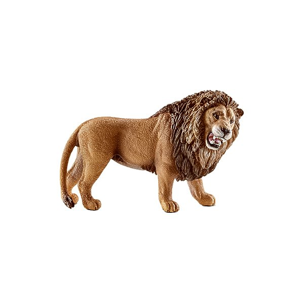 Schleich 14726 Lion Figurine, Brown 196719