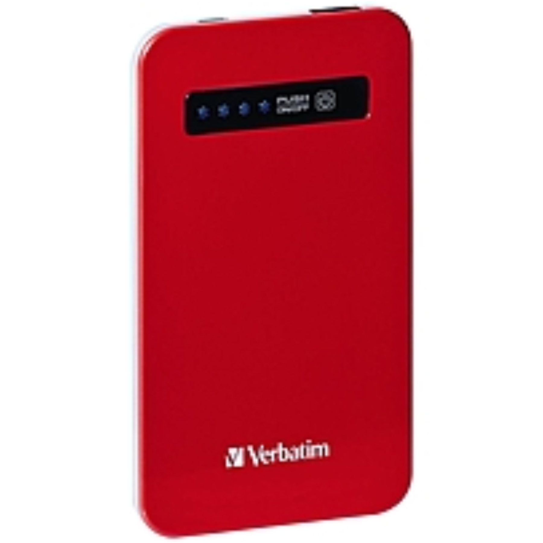 Ultra-Slim Power Pack 4200mah Red Taa Compliant 98453