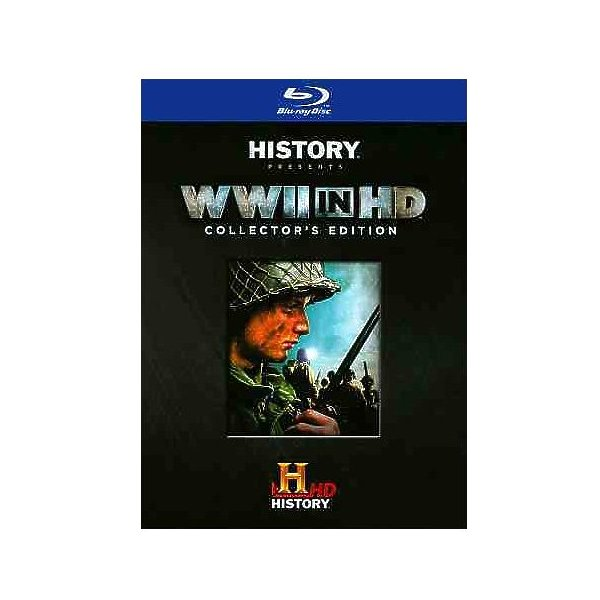 WWII-in-HD-Blu-ray-Collector-039-s-Edition-New-DVDs