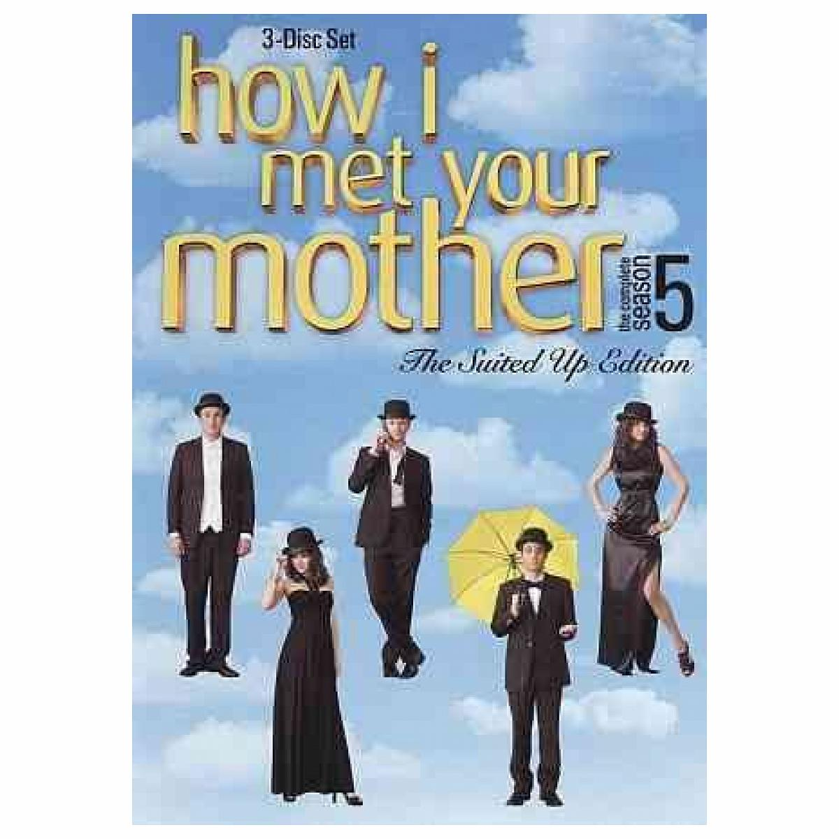 How I Met Your Mother:Season 5 00002200