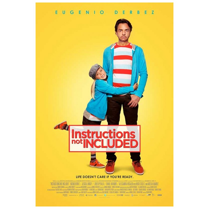 Instructions Not Included Movie Poster 11 X 17 MOVCB44635